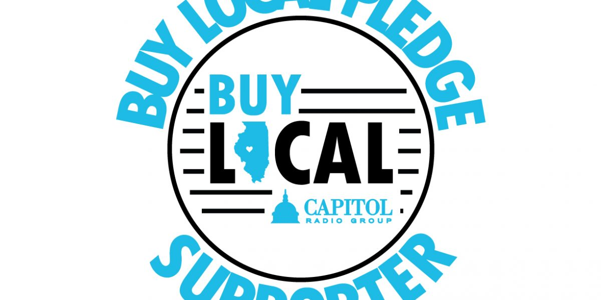 Buy Local Pledge Supporter