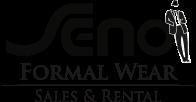seno formal wear logo