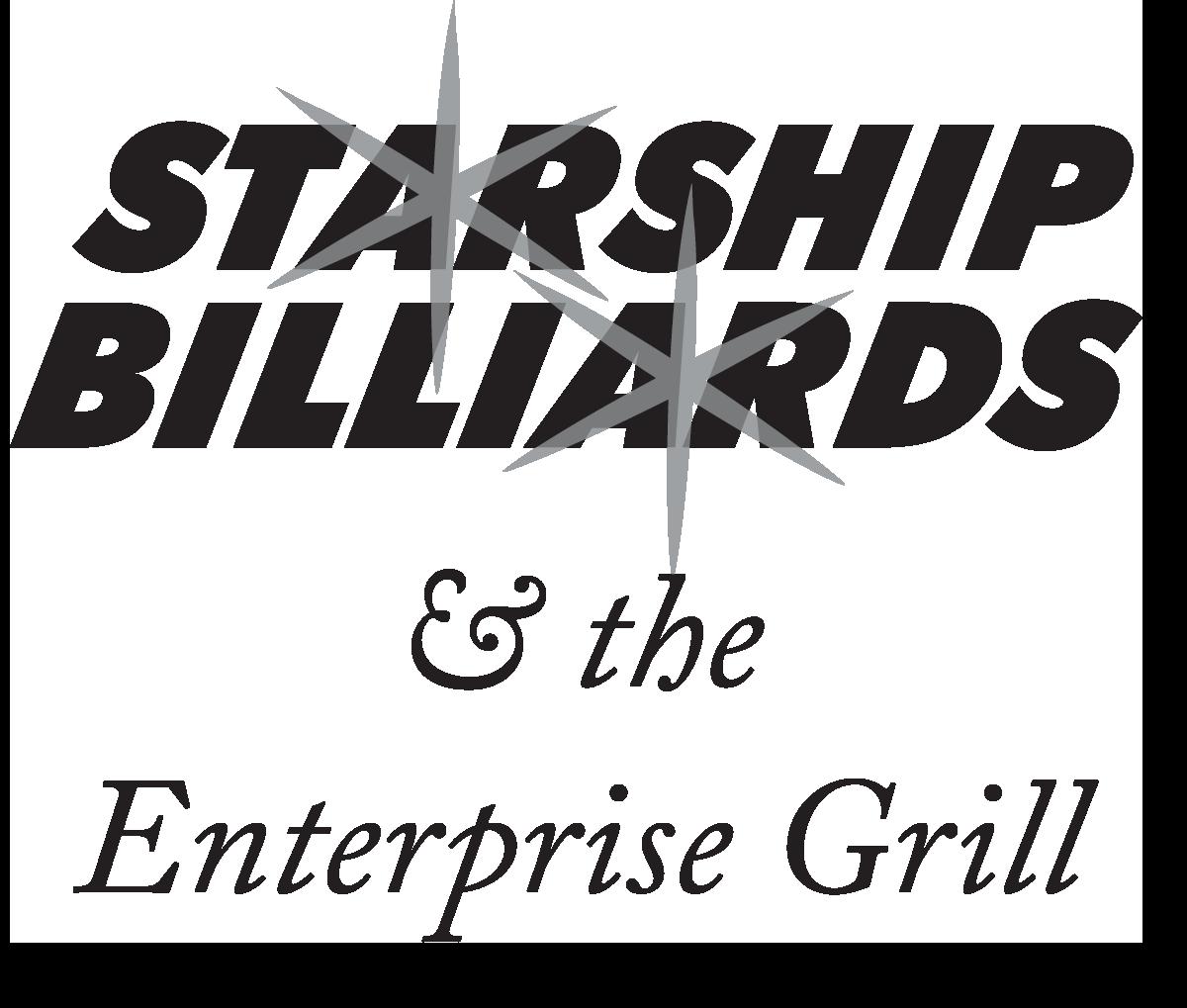 starship billiards logo