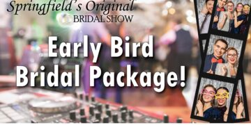 Early Bird Bridal Package with Prints Charming and Radio Pro DJs